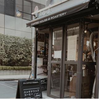 八丁堀★ ROAR COFFEEHOUSE&ROASTERY