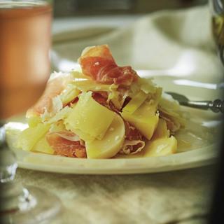 旬の食材「たけのこ」を使ったロゼワインに合うおしゃれレシピ【平野由希子のおつまみレシピ #13】