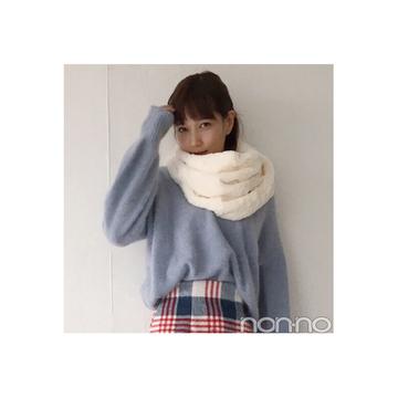 本田翼の大人なミニスカ♡スタイル 【毎日コーデ】