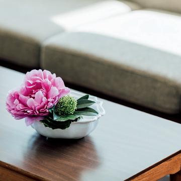 日常の器を生かした、素敵な花あしらいの作法 五選