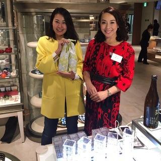 美を育む日本酒、マイチョコで楽しんでみませんか