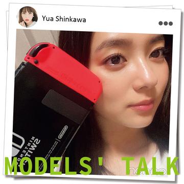 Photo Gallery|モデル愛用のデジモノ大公開♡