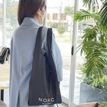eclat4月号付録 N.O.R.Cショッパーバッグを徹底検証!