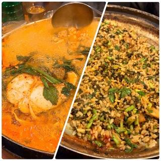 ソウル2019冬。本当に美味しかった店だけ③濃厚すぎるタラ鍋で作る、究極の〆飯