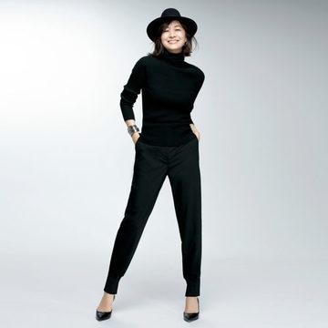 【エクラプレミアム売れ筋まとめ】この冬の新しいおしゃれ習慣!富岡佳子さんが着る「日常着こそ、名品を」まとめ