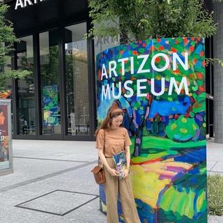 アーティゾン美術館の『STEPS AHEAD』に行ってきました。