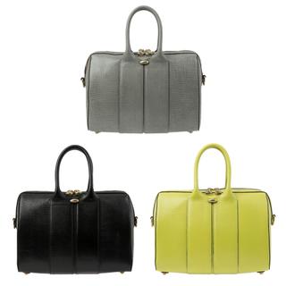 【応募終了】「トフアンドロードストーン」のハイエンドリザード・ボストン(M)バッグを3名様にプレゼント!