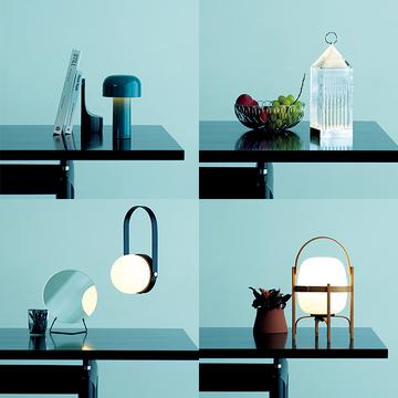 おしゃれなインテリアとして活躍!機能性とデザイン性を兼ね備えた「LEDランプ」4選【小さな照明】