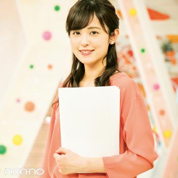 もとノンノモデル&めざましの人気アナ♡ 久慈暁子さんが大学生のときにやっていたこと