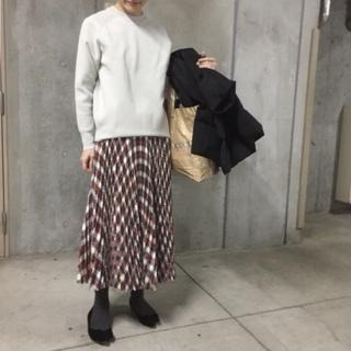 """思わず全色買い!の高見えな""""無印良品""""のセーター_1_4"""