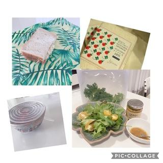 キッチンのプラ消耗品をサスティナブルデザインに(食品ラップ)