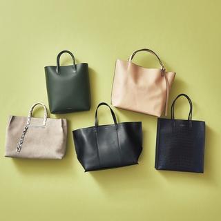 春待ち「ベージュ×きれい色」からスマートB4サイズのお仕事バッグまで【人気記事ランキングトップ5】