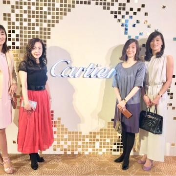 Cartier新作発表会〜L'Esprit Cartier〜