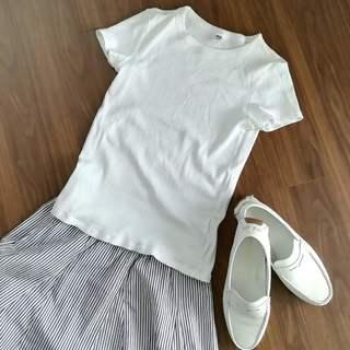 私の白無地Tシャツ決定版はこれ!_1_2