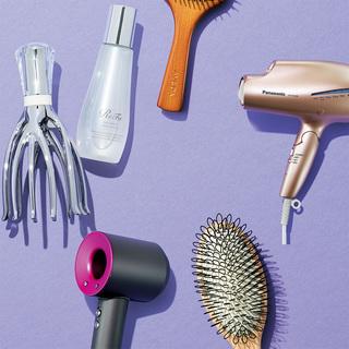 美髪を育てるツール