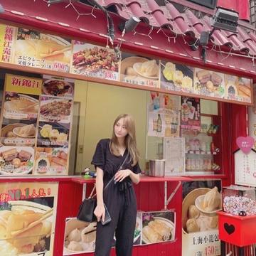 【食べ歩き】横浜中華街☺︎