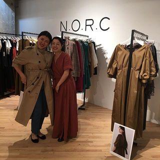大人のためのウェブ限定ブランド「N.O.R.C.」、2月にデビュー!