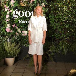 グウィネス・パルトロウのブランド『goop』のショップが東京ミッドタウンに限定オープン!