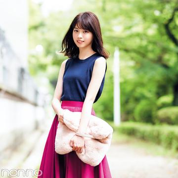 西野七瀬の大人可愛い♡ 秋のきれいめ着回しday1~7【前半】