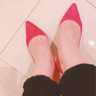 私の大人ピンク!