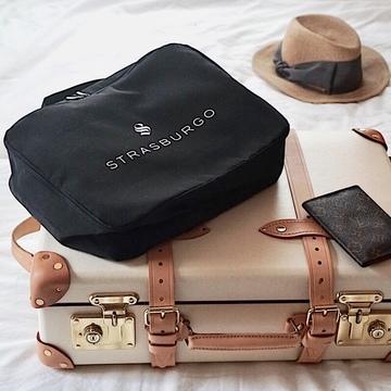 10月号付録 ストラスブルゴのガーメントバッグ使い方いろいろ