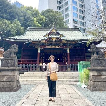 秋の神社巡り&ランチ