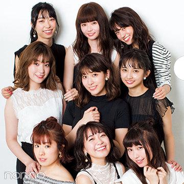 ノンノ8月号(6月20日発売)にラブライブ!サンシャイン!! Aqoursが登場!