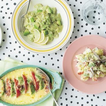 料理家・田村つぼみさんのアボカドレシピ★サラダもパスタも超おしゃれ&美味!