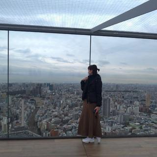 『SHIBUYA SKY』へ。