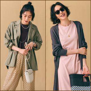 9月に足すべきベストなはおりものは何? 季節の変わり目に重宝するアウターまとめ|40代ファッション