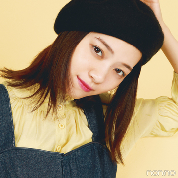 西野七瀬×スックの春新作コスメ♡ カシスパープルの限定リップで女っぽく!