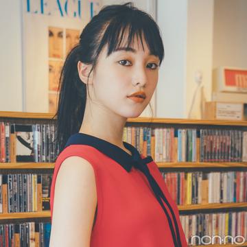 アニエス ベーの秋服が似合いすぎ♡ ノンノモデル山田愛奈が大人可愛い!