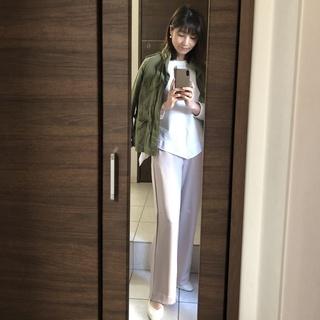 今季はとろみを履きたい!パジャマに見えないとろみパンツを手に入れました