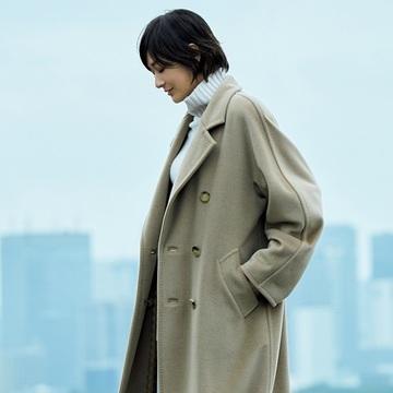 変わらない、包容力。マックスマーラのコート【富岡佳子の「名品が私に教えてくれること。」vol.11】