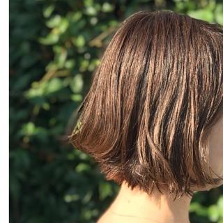 1ヶ月美容最終章♡ヘアもしっとり秋カラーに!