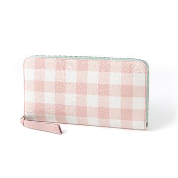 新しいお財布は、ロエベのギンガムチェックシリーズで決まり!【20歳の記念】