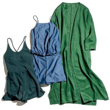 【大人の水着&水際スタイル】「ナゴンスタンス」はアクティブにしてくれるアイテムが今季も充実!