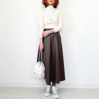 GU本当に買って良かったスカート!【tomomiyuコーデ】