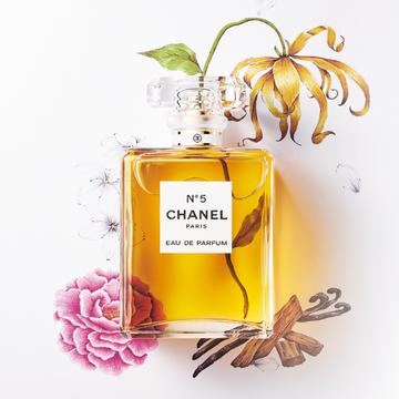 【シャネル N°5】今年で100周年を迎える香水。愛され続ける魅力とは?