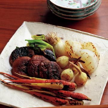 2.丹後から届く野菜の野趣味を、一棟を貸し切り、味わいつくす