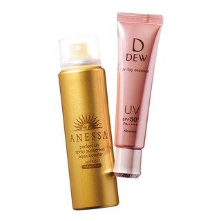 UVは17歳の頃から!美容プロの日焼け止めの塗り方