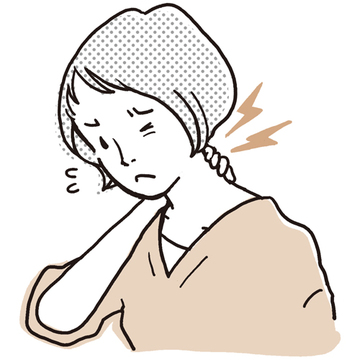 コリは危険のサイン!?首の突き出しセルフチェック【今こそ「首コリ」悩みにさようなら!】