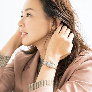 自分らしさを託したい「信頼ブランドのステディ時計」