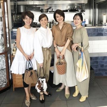 #Newans の白シャツで、シチリア料理♩