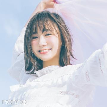 鈴木友菜ノンノ卒業スペシャルインタビュー! 直筆メッセージも必見★