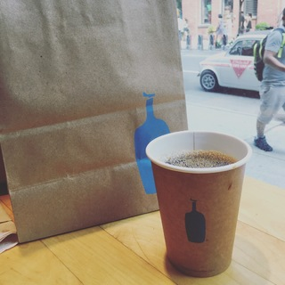 NYC Blue Bottle Coffee