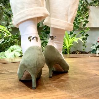 〝靴下派〟or〝タイツ派〟足もと防寒について。
