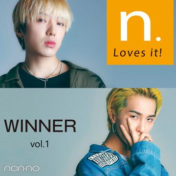 ウエブ限定・WINNERのメンバー、ミノとユンの本誌未公開カットを掲載!【インタビュー前編】