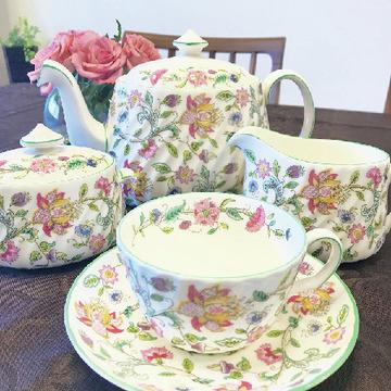 ずっと大切にしたい、結婚にまつわる愛のこもった茶器2選【Jマダム通信】