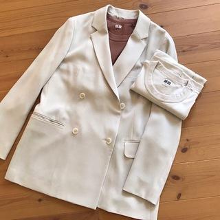 デニムコーデを盛り上げる白ジャケットで大人女子会へ!!_1_3-1